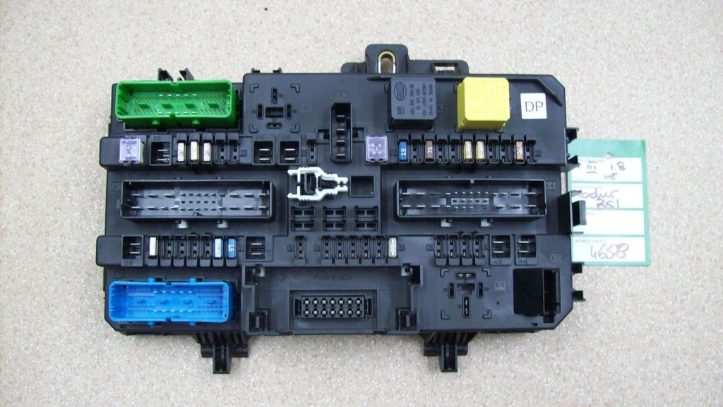 BCM Body Control Module