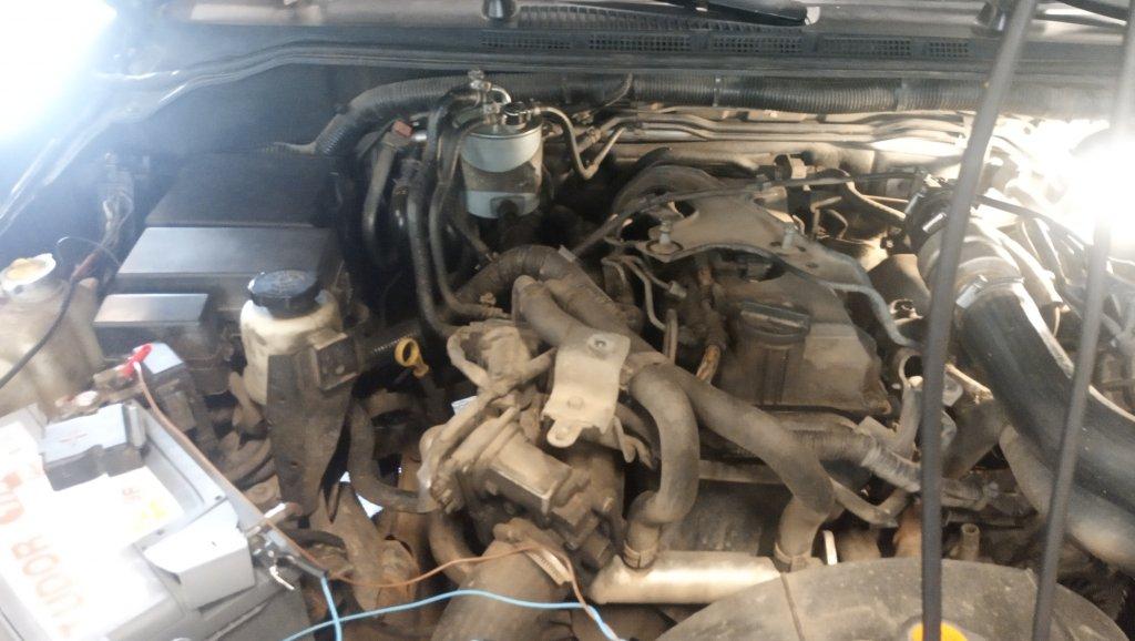 Nissan YD25DDTi 16V 2.5L