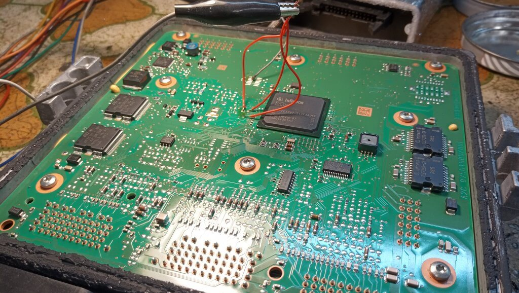 SID807 EVO open connect