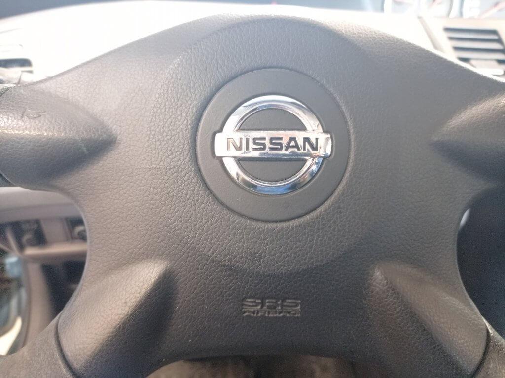 Nissan Primera не работает датчик уровня топлива