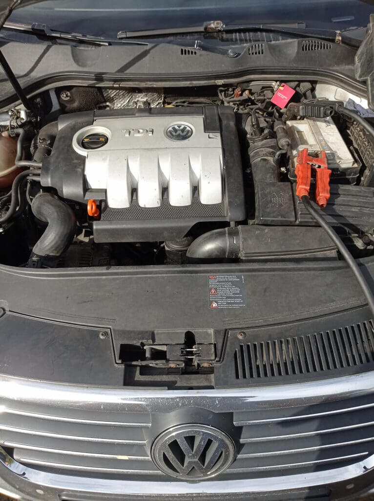VW Passat B6 Stage 1