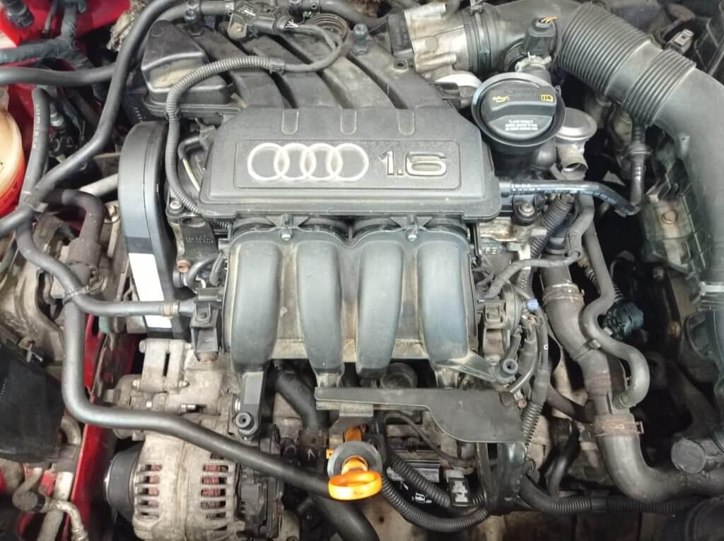 Audi A3 Simos 71 1.6i