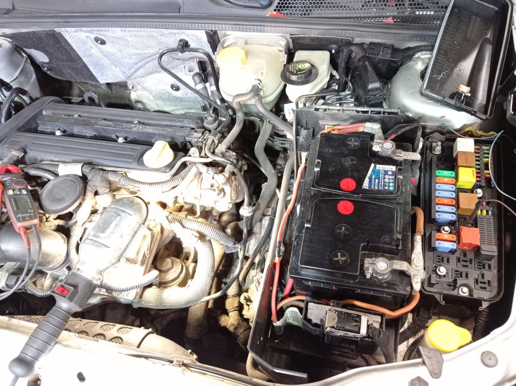 Opel Vectra C Z22YH не заводится