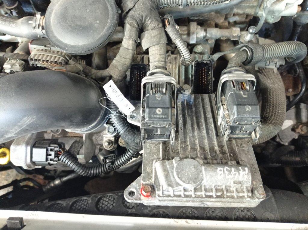 Opel Vectra C Замена блока управления