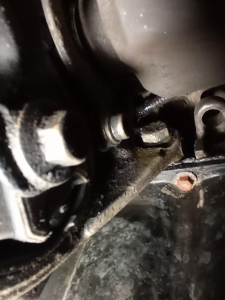 Peugeot EP6 Замена клапан давления масла