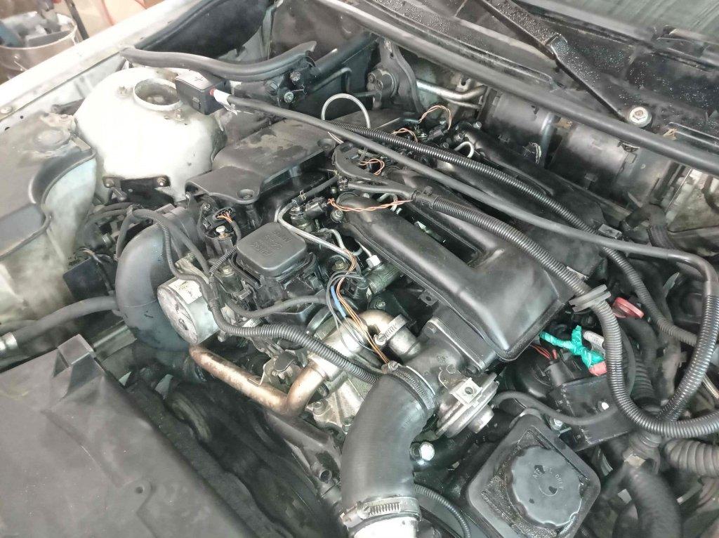 BMW E46 M47 Не могли завести год
