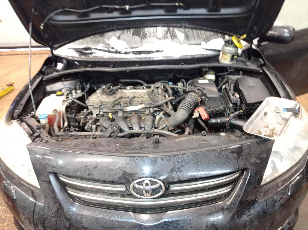 Toyota Auris Multimode Robot