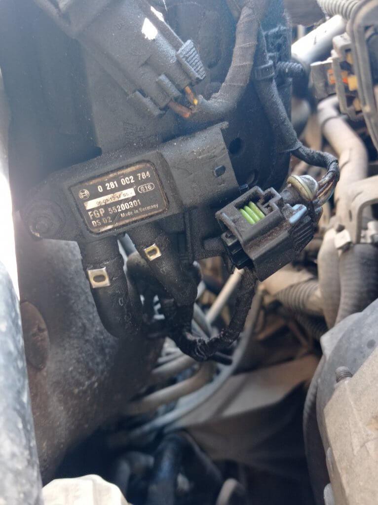 Opel Astra H 1.9 CDTI Удаление сажевого фильтра (P1901)