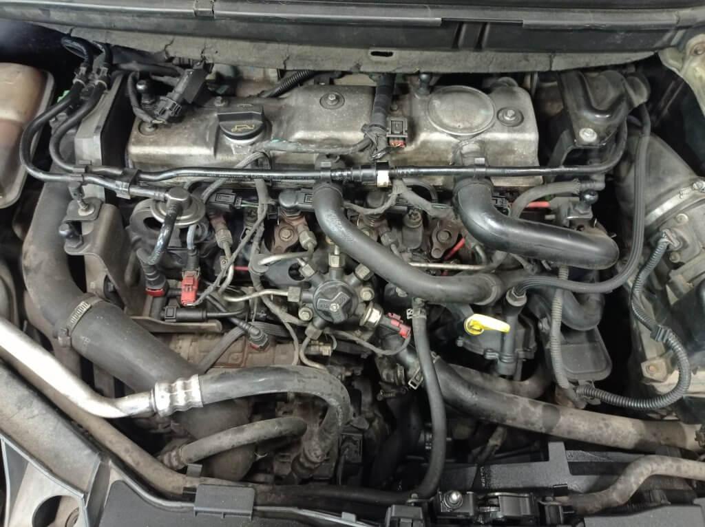 Ford C-Max 1.8 TDCI Не заводится