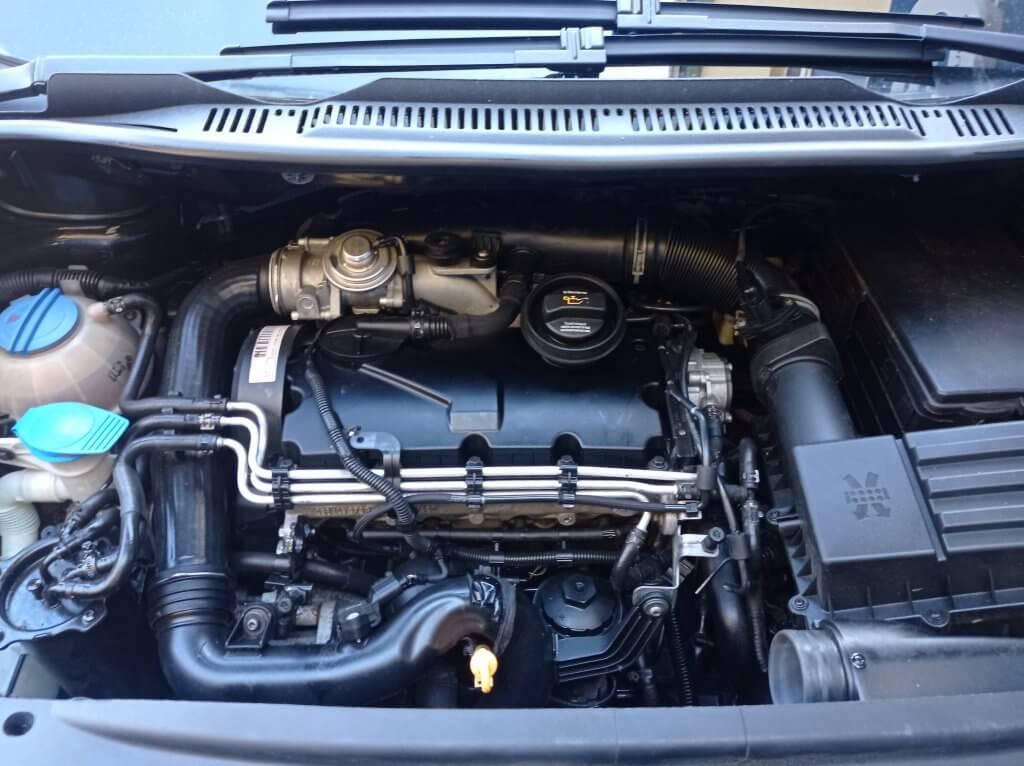 VW Touran 1.9 TDI не едет