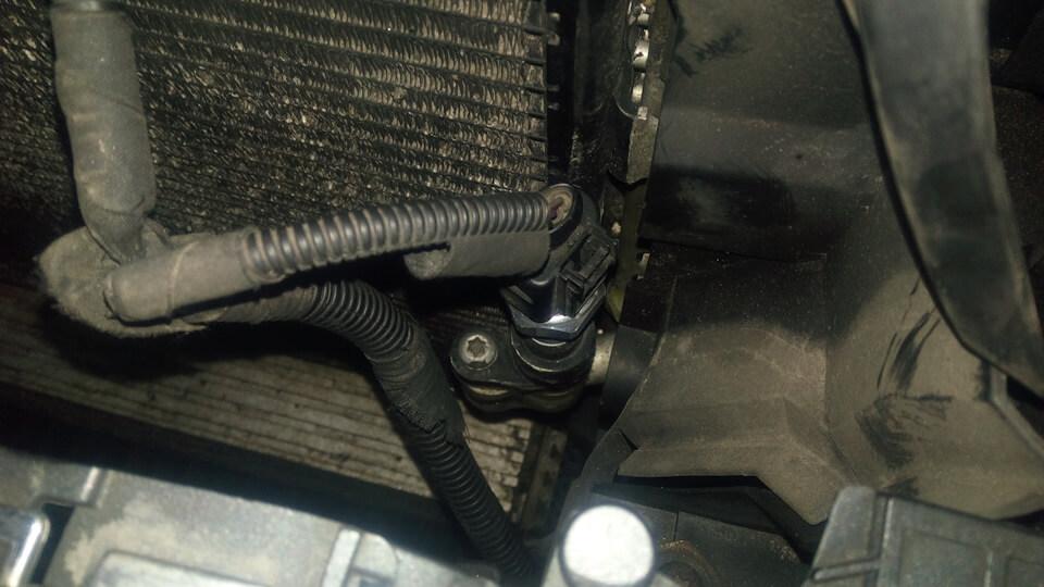 Audi Датчик давления хладагента