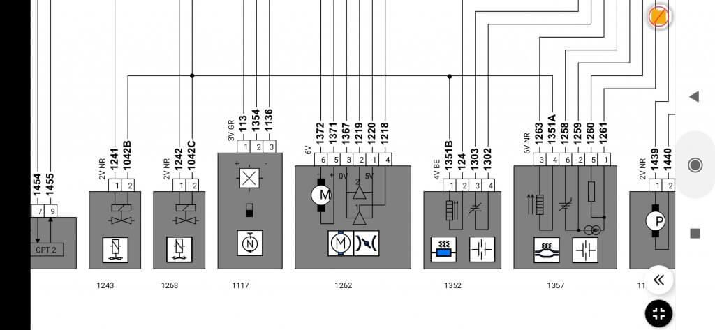 Peugeot EP6 Анализ электросхемы