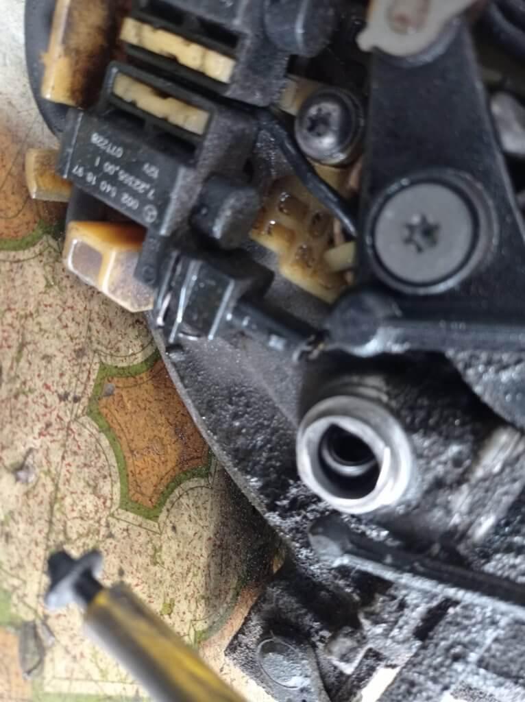 Заслонки вихревые Mercedes