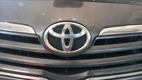 Toyota Avensis DPF D4D