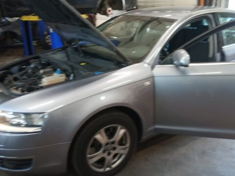 Audi A6 C6 chip-tuning