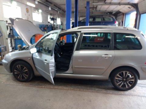 Peugeot 307 HDI Ошибка P0102