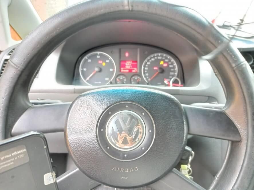 VW Touran 1.9 TDI EGR OFF STAGE1