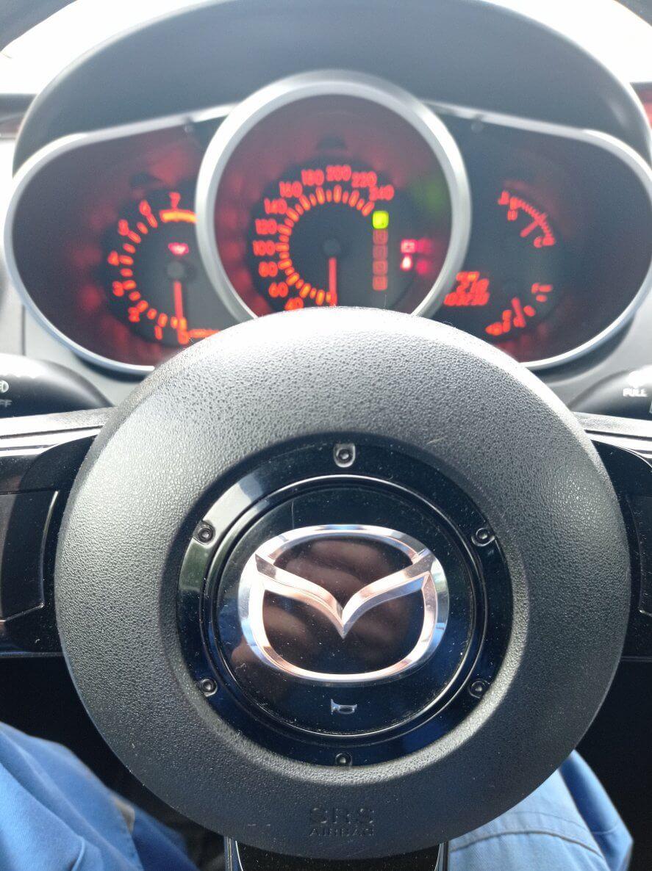 Mazda CX7 дергается при разгоне