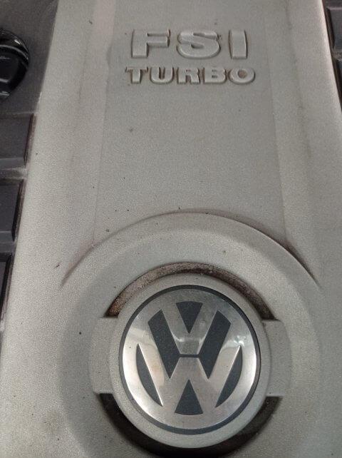 VW Passat B6 2.0 FSI Ошибка P1531