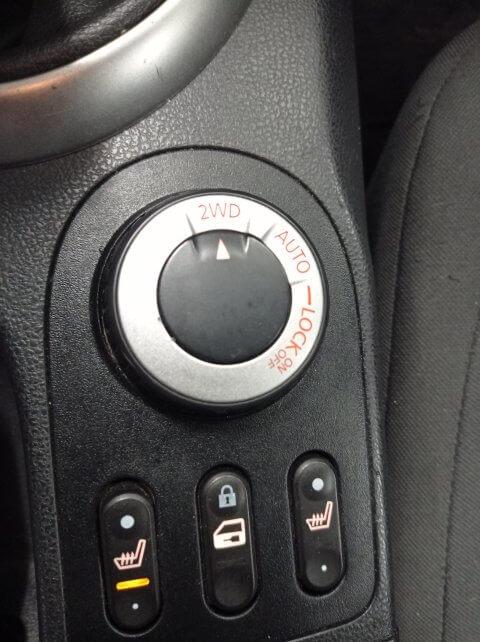 Nissan Qashqai J10 4WD C1204
