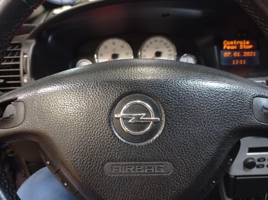 Opel Signum CDTI Ошибка по датчику наддува