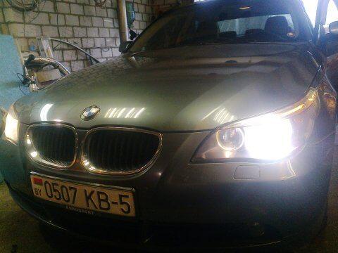 BMW E60 M57 Проблема EGR MAF
