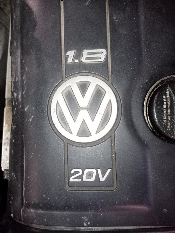 VW Passat B5 1.8 Ошибка P0102