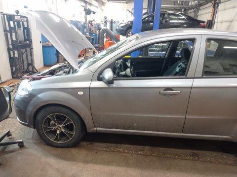 Chevrolet Aveo 1.4 Ошибки P0012 и P0026