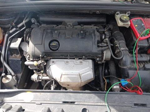 Peugeot 308 1.6 EP6 Ошибки P0135 и P0054