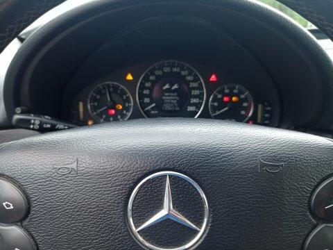 Mercedes CLK Прошивка после удаления катализаторов