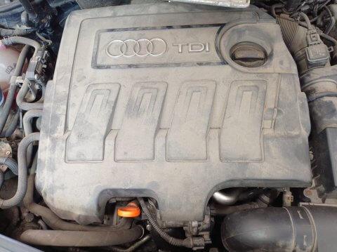 Audi 1.6 TDI Ошибки P0403 и P0123