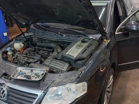 VW Passat B6 1.8 TSI